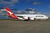 QANTAS Airways Airbus A380-842 VH-OQK (msn 063) LHR. Image: 928039.