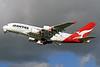 QANTAS Airways Airbus A380-842 VH-OQG (msn 047) LHR (SPA). Image: 925261.