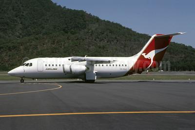 Airlink (Australia) BAe 146-200 VH-NJJ (msn E2184) CNS (Bruce Drum Collection). Image: 954820.