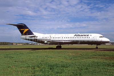Alliance Airlines (Australia) Fokker F.28 Mk. 0070 (Fokker 70) VH-JFB (msn 11521) (Pepscl). Image: 945136.