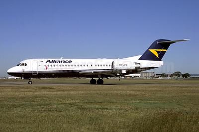 Alliance Airlines (Australia) Fokker F.28 Mk. 0070 (Fokker 70) VH-JFB (msn 11521) (Pepscl). Image: 945137.