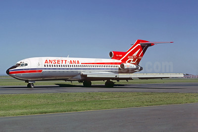 Ansett Airlines-ANA Boeing 727-77 VH-RMF (msn 18744) SYD (Christian Volpati Collection). Image: 933569.