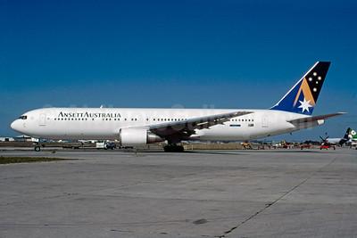 Ansett Australia Boeing 767-35H ER VH-BZN (msn 26389) YYZ (TMK Photography). Image: 926276.