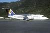 Ansett Australia BAe 146-200 VH-JJP (msn E2037) CNS (Christian Volpati Collection). Image: 940614.