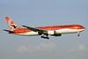 Australian Airlines (2nd) Boeing 767-338 ER VH-OGL (msn 25363) SIN (Bailey). Image: 931417.