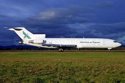 Australian air Express Boeing 727-277 (F) VH-TXH (msn 20549) HBA (Rob Finlayson). Image: 924907.