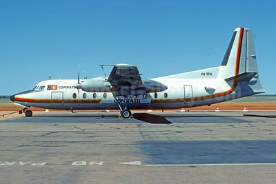 Connair (Australia) Fokker F.27 Mk. 200 VH-TFK (msn 10138) ASP (Jacques Guillem Collection). Image: 951628.