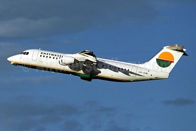 East-West Airlines (Australia) Bae 146-300 VH-EWI (msn E3171) HBA (Rob Finlayson). Image: 949488.