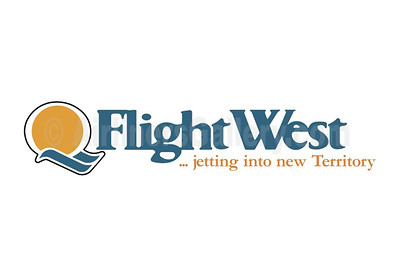 1. Flight West Airlines logo