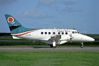 Flight West Airlines BAe Jetstream 31 VH-XFB (msn 948) BNE (Rob Finlayson). Image: 951819.