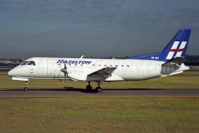 Hazelton Airlines SAAB 340A VH-ZLZ (msn 038) SYD (Rob Finlayson). Image: 950683.