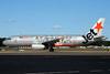Jetstar Airways (Jetstar.com) (Australia) Airbus A320-232 VH-VQP (msn 2573) (Gold Coast Titans) SYD (John Adlard). Image: 902441.