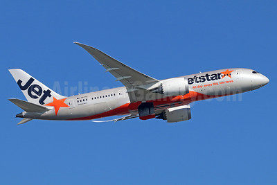 Jetstar Airways (Australia) Boeing 787-8 Dreamliner VH-VKK (msn 36237) NRT (Michael B. Ing). Image: 935584.