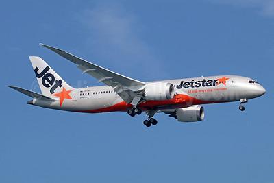 Jetstar Airways (Australia) Boeing 787-8 Dreamliner VH-VKB (msn 36228) SIN (Michael B. Ing). Image: 934873.
