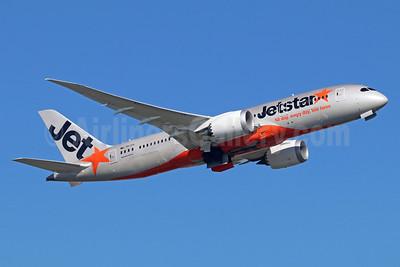 Jetstar Airways (Australia) Boeing 787-8 Dreamliner VH-VKK (msn 36237) NRT (Michael B. Ing). Image: 935583.