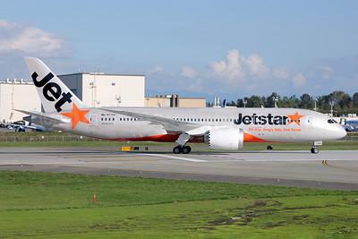 Jetstar Airways (Australia) Boeing 787-8 Dreamliner VH-VKA (msn 36227) PAE (Nick Dean). Image: 913637.