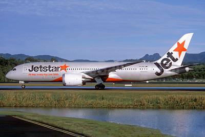 Jetstar Airways (Australia) Boeing 787-8 Dreamliner VH-VKD (msn 36229) OOL (Jacques Guillem Collection). Image: 940108.