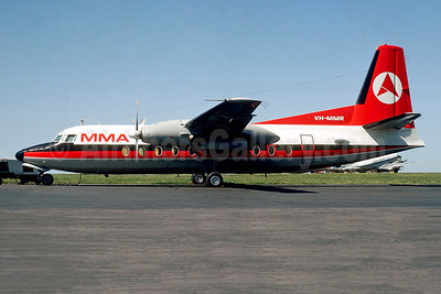 Airline Color Scheme - Introduced 1968 (Ansett)