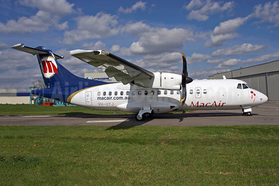 MacAir Airlines ATR 42-500 VH-UYJ (msn 571) TLS (Eurospot). Image: 951812.