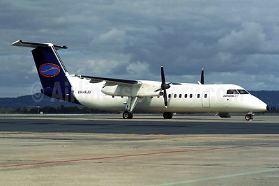 National Jet Systems de Havilland Canada DHC-8-311 Dash 8 VH-NJU (msn 401) PER (Rob Finalyson). Image: 951797.