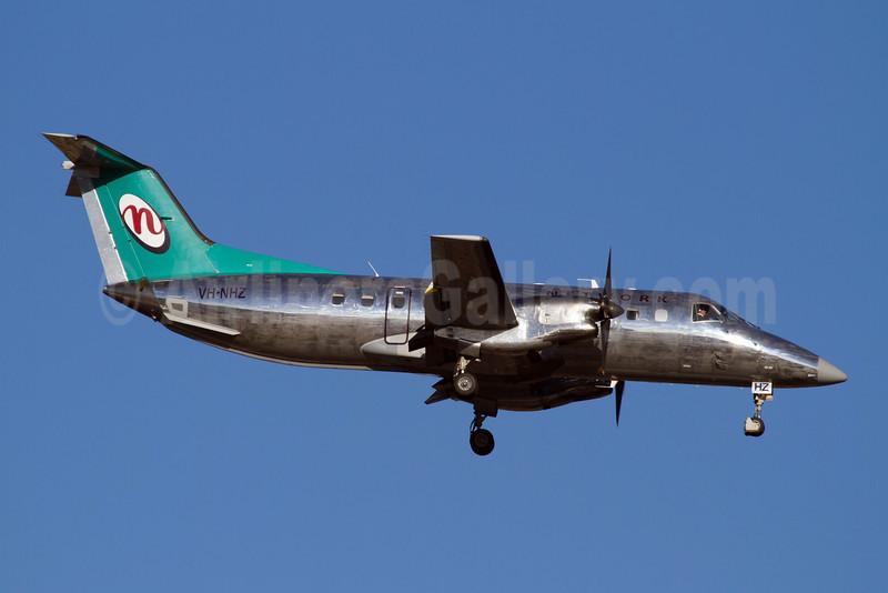 Network Aviation Embraer EMB-120RT Brasilia VH-NHZ (msn 120034) PER (Micheil Keegan). Image: 907837.