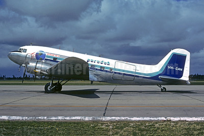 Paradak Douglas C-47A-DK (DC-3) VH-CAN (msn 13506) MEL (Christian Volpati Collection). Image: 951806.