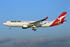 QANTAS Airways Airbus A330-203 F-WWKU (VH-EBL) (msn 976) (Oneworld) TLS (Eurospot). Image: 901875.