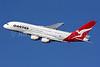 QANTAS Airways Airbus A380-842 VH-OQA (msn 014) LHR (SPA). Image: 931319.