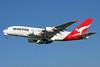 QANTAS Airways Airbus A380-842 VH-OQA (msn 014) LHR (Keith Burton). Image: 902283.