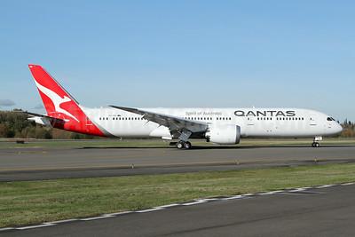 QANTAS' 7th Boeing 787-9 Dreamliner