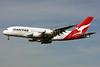 QANTAS Airways Airbus A380-842 VH-OQC (msn 022) LHR (SPA). Image: 925082.