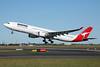 QANTAS Airways Airbus A330-303 VH-QPD (msn 574) SYD (John Adlard). Image: 908382.