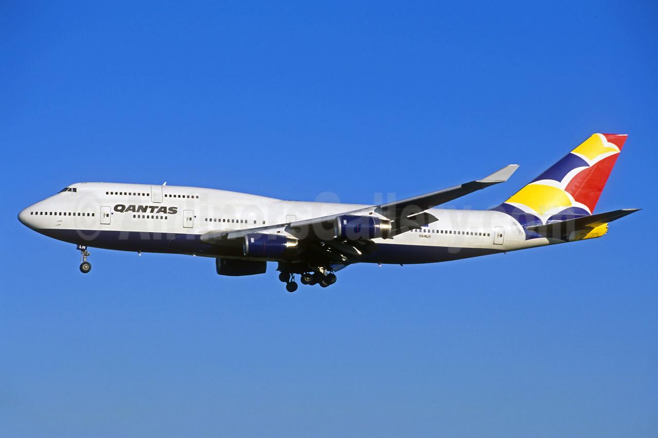 Ex G-BNLH, leased from BA Nov. 13, 2000 - Mar. 31, 2003