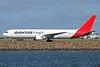 QANTAS Freight-Express Freighters Australia Boeing 767-381F ER VH-EFR (msn 33510) SYD (Keith Burton). Image: 925258.