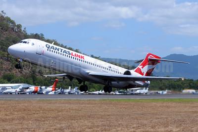 QANTAS Link - National Jet Systems Boeing 717-231 VH-NXQ (msn 55097) CNS (Sam Chui). Image: 951793.