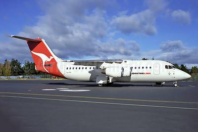 QANTAS Link - National Jet Systems BAe 146-200 VH-TAF (msn E2040) HBA (Rob Finlayson). Image: 951792.