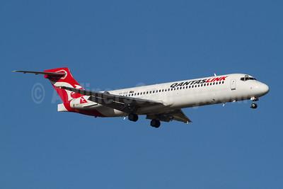 QANTAS Link-Cobham Aviation Services Australia Boeing 717-231 VH-NXO (msn 55096) PER (Micheil Keegan). Image: 908546.