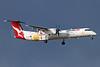 QANTAS Link-Sunstate Airlines Bombardier DHC-8-402 (Q400) VH-QOI (msn 4189) (Destination Tamworth) MEL (Rob Finlayson). Image: 934955.