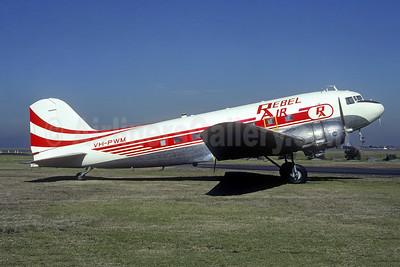 Rebel Air Douglas C-47A-DL (DC-3C) VH-PWM (msn 11970) SYD (Christian Volpati Collection). Image: 945495.