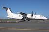Skytran Airline Bombardier DHC-8-102 VH-QQG (msn 036) BNE (Peter Gates). Image: 920701.