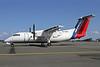 Skytran Airline Bombardier DHC-8-102 VH-QQH (msn 380) BNE (Peter Gates). Image: 904331.