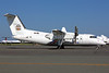 Skytran Airline Bombardier DHC-8-102 VH-QQJ (msn 392) (Cairns Taipins) BNE (Peter Gates). Image: 904332.
