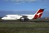 Southern Australia Airlines BAe 146-200 VH-YAE (msn E2107) (QANTAS colors) SYD (Christian Volpati Collection). Image: 939821.