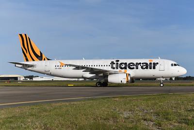 Tigerair (Australia) Airbus A320-232 VH-VNH (msn 3734) BNE (Ton Jochems). Image: 945031.