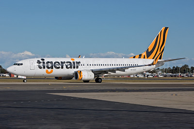 Tigerair (Australia) Boeing 737-8FE WL VH-VUD (msn 34015) SYD (John Adlard). Image: 940833.