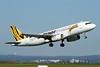 Tiger Airways (tigerairways.com) (Australia) Airbus A320-232 VH-VNP (msn 2952) SYD (Micheil Keegan). Image: 908028.