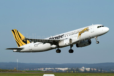 Tiger Airways (tigerairways.com) (Australia) Airbus A320-232 VH-VNP (msn 2952) SYD (Micheil Keegan). Image: 908028.