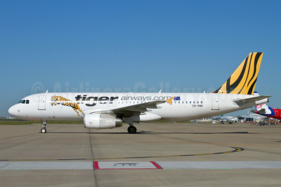 Tiger Airways (tigerairways.com) (Australia) Airbus A320-232 VH-VNH (msn 3734) BNE (Peter Gates). Image: 906889.