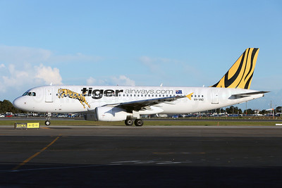 Tiger Airways (tigerairways.com) (Australia) Airbus A320-232 VH-VND (msn 3206) SYD (John Adlard). Image: 903214.