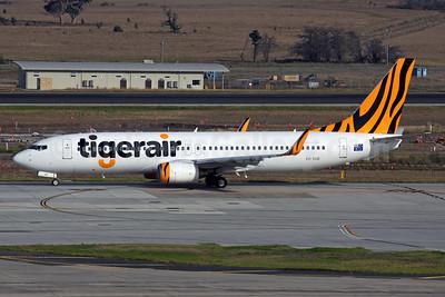 Tigerair (Australia) Boeing 737-8FE WL VH-VUB (msn 34013) MEL (Rob Finlayson). Image: 934264.